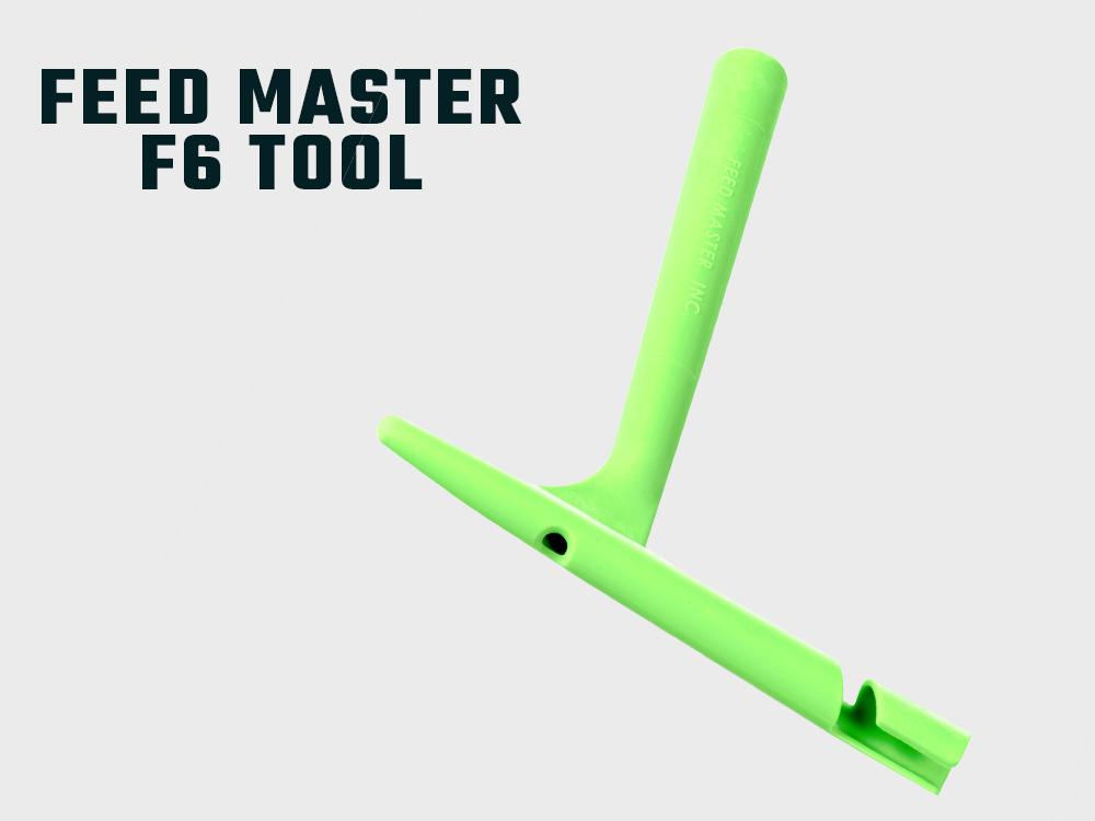 Feed Master F6 Installationshilfe