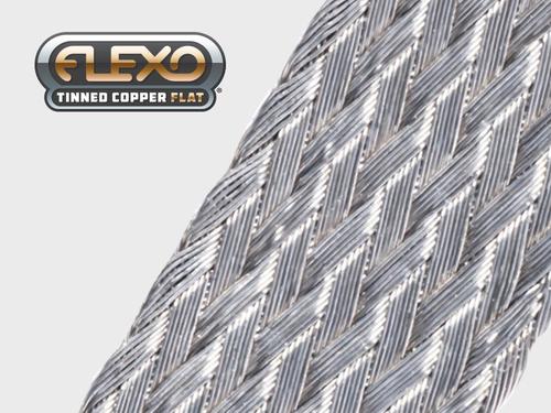Tinned Copper Flat