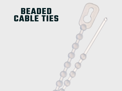 Perlen Kabelbinder