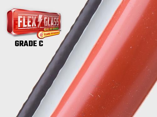 FR Silicone Flex Glass – Grado C